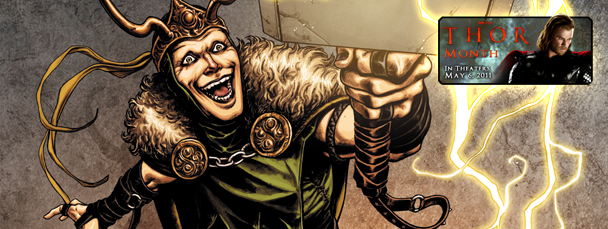 Unlimited Highlights: The Mischief of Loki