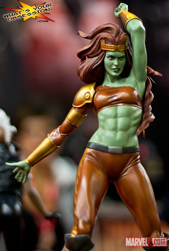 San Diego Comic-Con 2011: Lyra Comiquette from Sideshow Collectibles