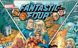 FF: Fifty Fantastic Years (2011) #1
