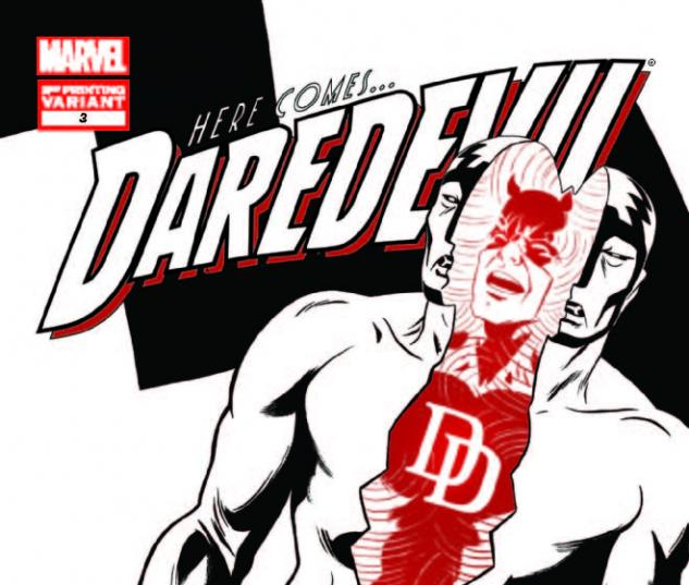 DAREDEVIL 3 2ND PRINTING VARIANT