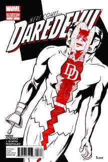 Daredevil (2011) #3 (2nd Printing Variant)