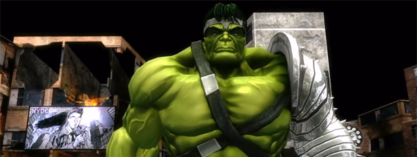 Marvel Pinball: World War Hulk