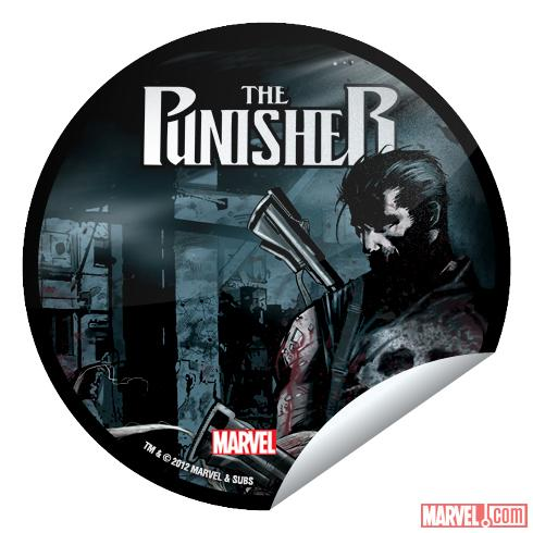 The Punisher #12 GetGlue