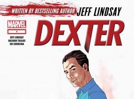 Dexter #1 cover by Dalibor Talajic