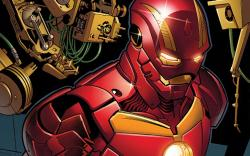 Sneak Peek: Iron Man #5
