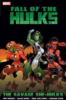 Hulk: Fall of the Hulks: The Savage She-Hulks (Trade Paperback)