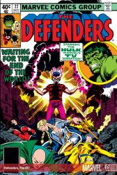Defenders #77 