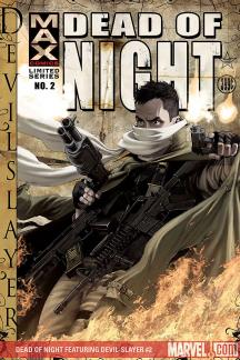 Dead of Night Featuring Devil-Slayer (2008) #2