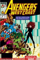 Avengers West Coast: Vision Quest (Trade Paperback)