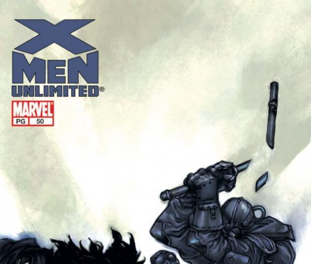 X-Men Unlimited #50