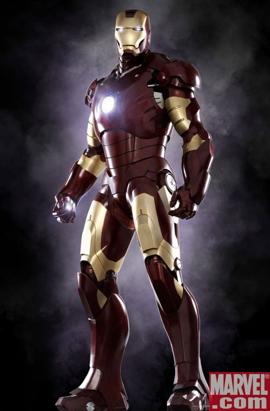 Iron Man, Mark III
