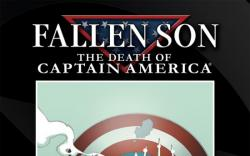 CIVIL WAR: FALLEN SON - THE DEATH OF CAPTAIN AMERICA (2008) #1 COVER