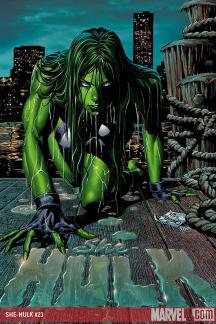 She-Hulk (2005) #23