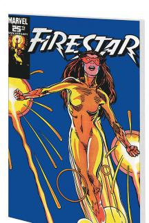 X-Men: Firestar (Digest)