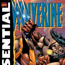 ESSENTIAL WOLVERINE VOL. III COVER