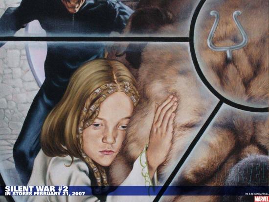 Silent War (2007) #2 Wallpaper