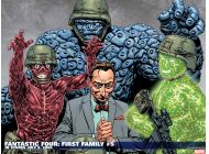 Fantastic Four: First Family (2006) #5 Wallpaper