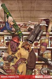 Marvel Zombies 5 #5