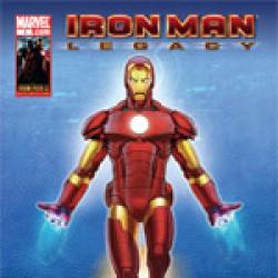Iron Man Legacy (2010 - 2011)