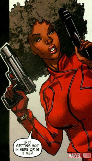 Misty Knight
