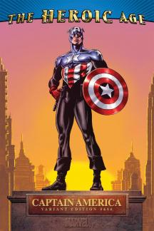 Captain America #606  (HEROIC AGE VARIANT)