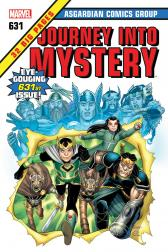 Journey Into Mystery #631  (Mc 50th Anniversary Variant)