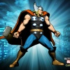 Alternate Thor skin from the Marvel vs. Capcom 3 DLC pack