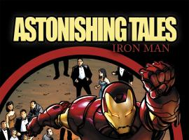Astonishing Tales: One Shots (Iron Man) (2008) #1
