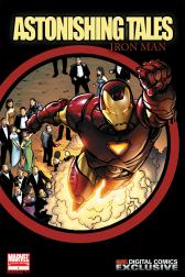 Astonishing Tales: One Shots (Iron Man) #1