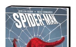 SPIDER-MAN: SEASON ONE PREMIERE HC (WITH DIGITAL CODE, SDOS)