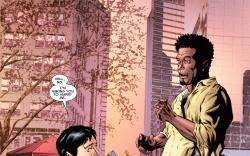 Astonishing X-Men #50 art by Mike Perkins