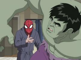 Ultimate Spider-Man Ep. 19 - Clip 1