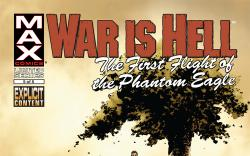 Cover from: War Is Hell: The First Flight of the Phantom Eagle (2008) #5