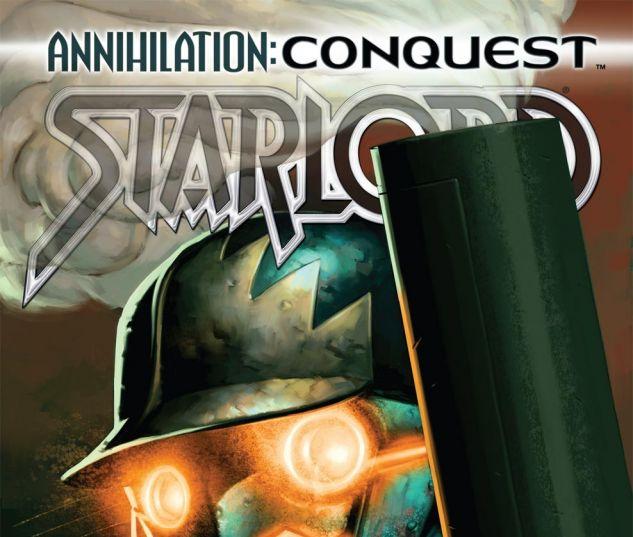 Annihilation Conquest: Starlord (2007) #3