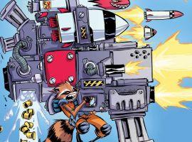 Psych Ward: Rocket Raccoon
