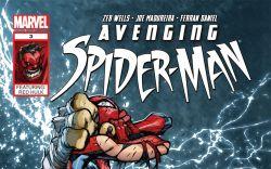 AVENGING SPIDER-MAN (2011) #3