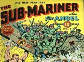 SUB-MARINER COMICS #1