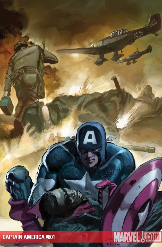 CAPTAIN AMERICA #601