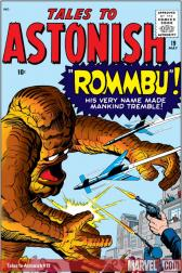Tales to Astonish #19 