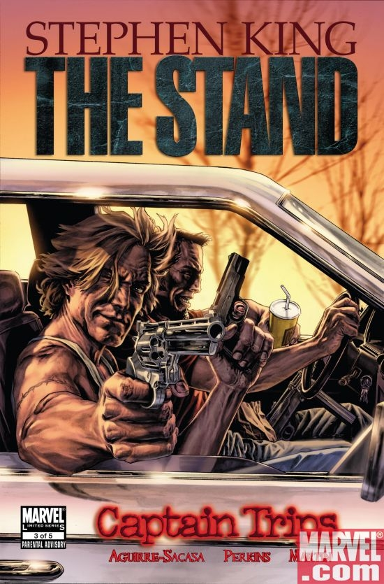 THE STAND: CAPTAIN TRIPS #3
