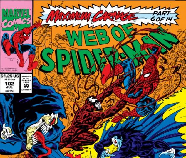 Web of Spider-Man #102