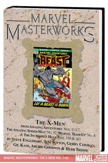Marvel Masterworks: The X-Men Vol. 7 (Hardcover)