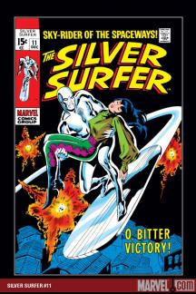 Silver Surfer (1968) #11