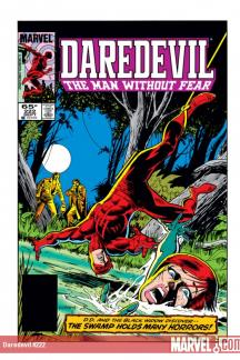 Daredevil #222