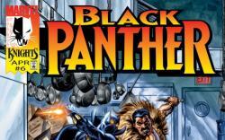 Black Panther (1998) #6