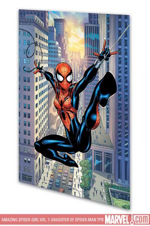 Amazing Spider-Girl Vol. 1: Whatever Happened to the Daughter of Spider-Man (2007) thumbnail