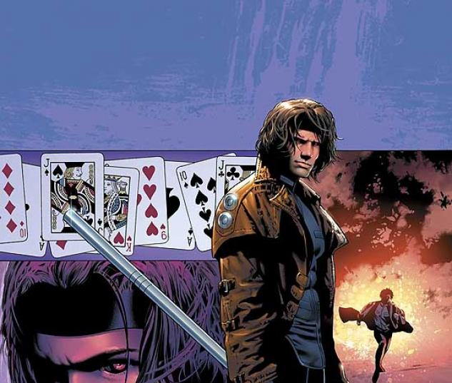 GAMBIT (2005) #3 COVER