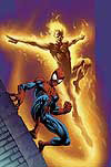 Ultimate Spider-Man #68 cover by Mark Bagley