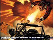 Squadron Supreme: Hyperion Vs. Nighthawk (2007) #2 Wallpaper