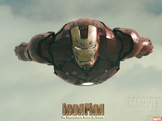 Iron Man Movie: Iron Man #7